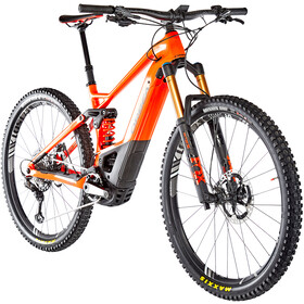 ORBEA Wild FS M-LTD orange/black